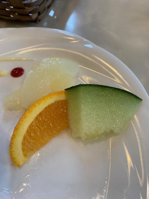 オレンジ メロン 洋梨