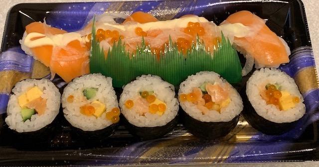 サーモンづくし 寿司 susi