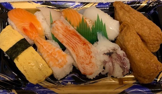パック寿司 susi
