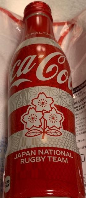ラグビー日本代表缶