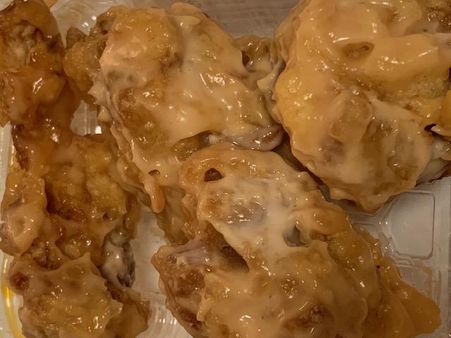 鶏唐揚げマヨ