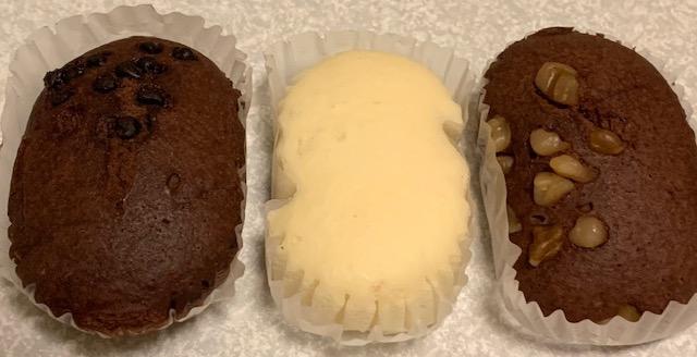 チョコ三昧 チョコ(チョコチップ、くるみ)・ホワイトチョコ