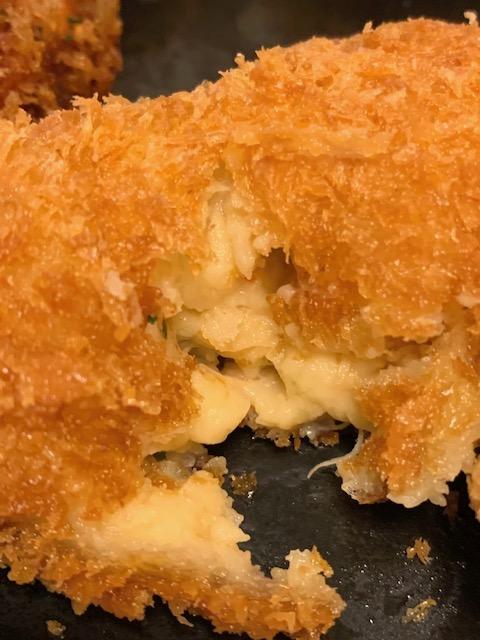 本ずわい蟹のクリームコロッケ
