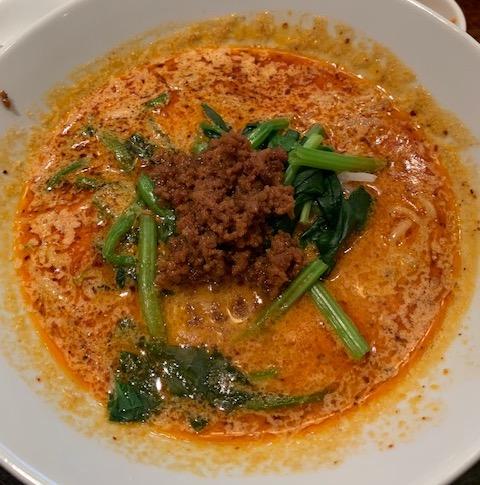 名物 担々麺