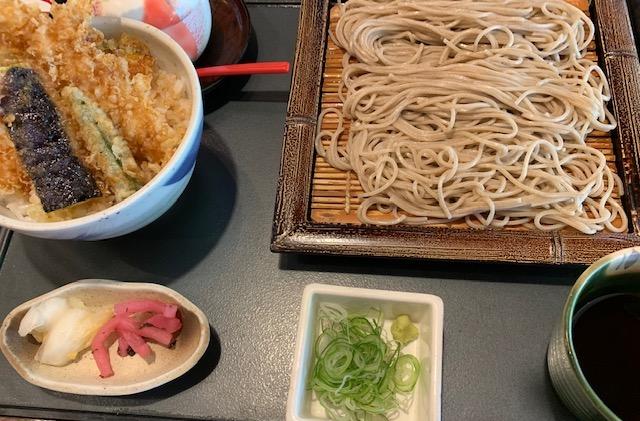 選べる丼と麺セット