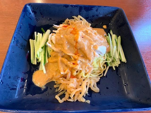四川風冷し麺