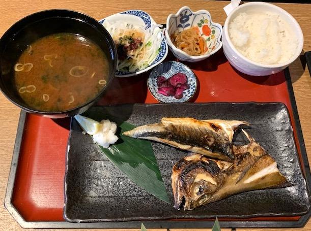 選べる焼魚定食